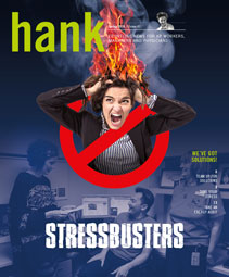 Cover: Hank Spring 2016
