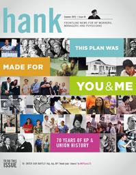 Cover: Hank Summer 2015