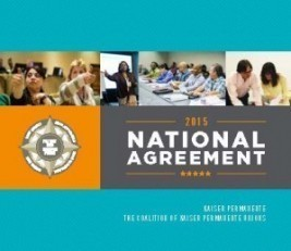 2015 National Agreement cover