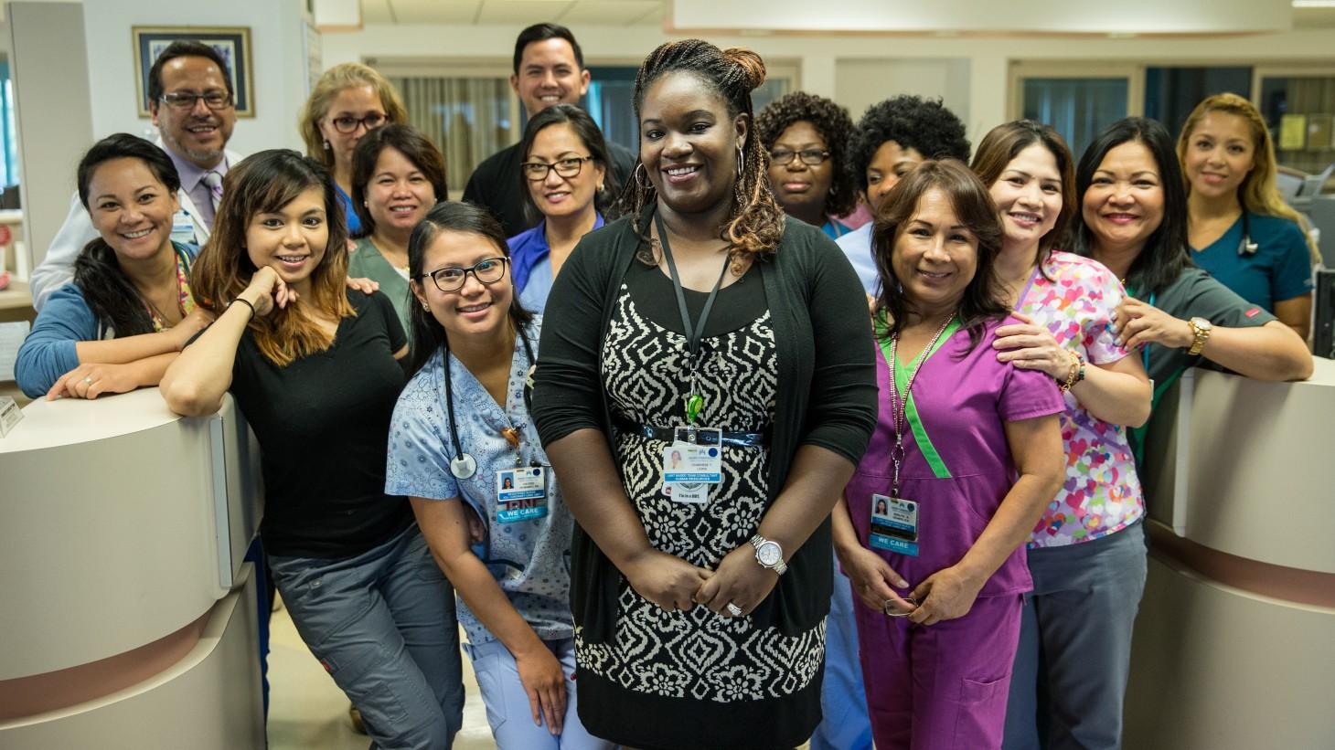 A high-performing critical care team