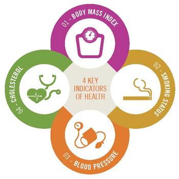 4 Key Indicators of Health