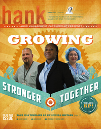 Cover: Hank Summer 2014