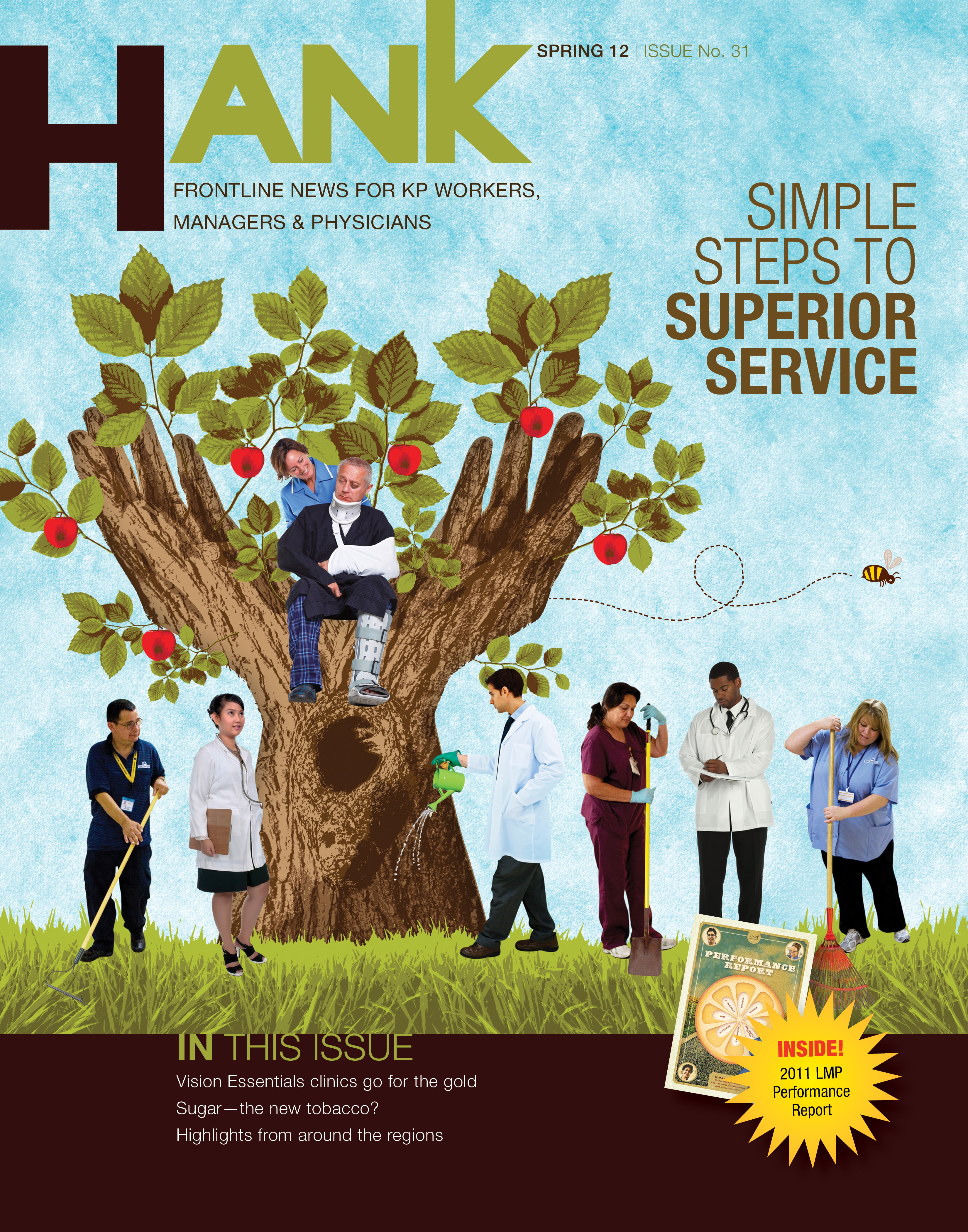 Cover Spring 2012 Hank