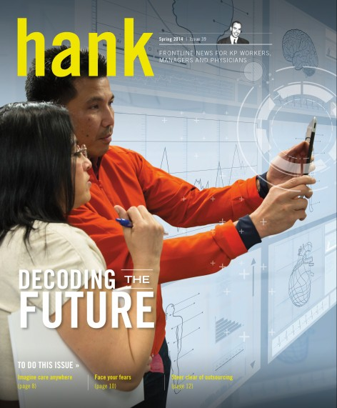 Cover of 2014 Spring Hank