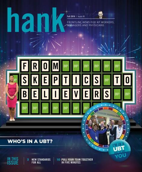 Hank Fall 2016 magazine cover