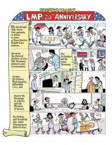 SuperScrubs comic