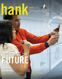 Cover: Hank Winter 2014