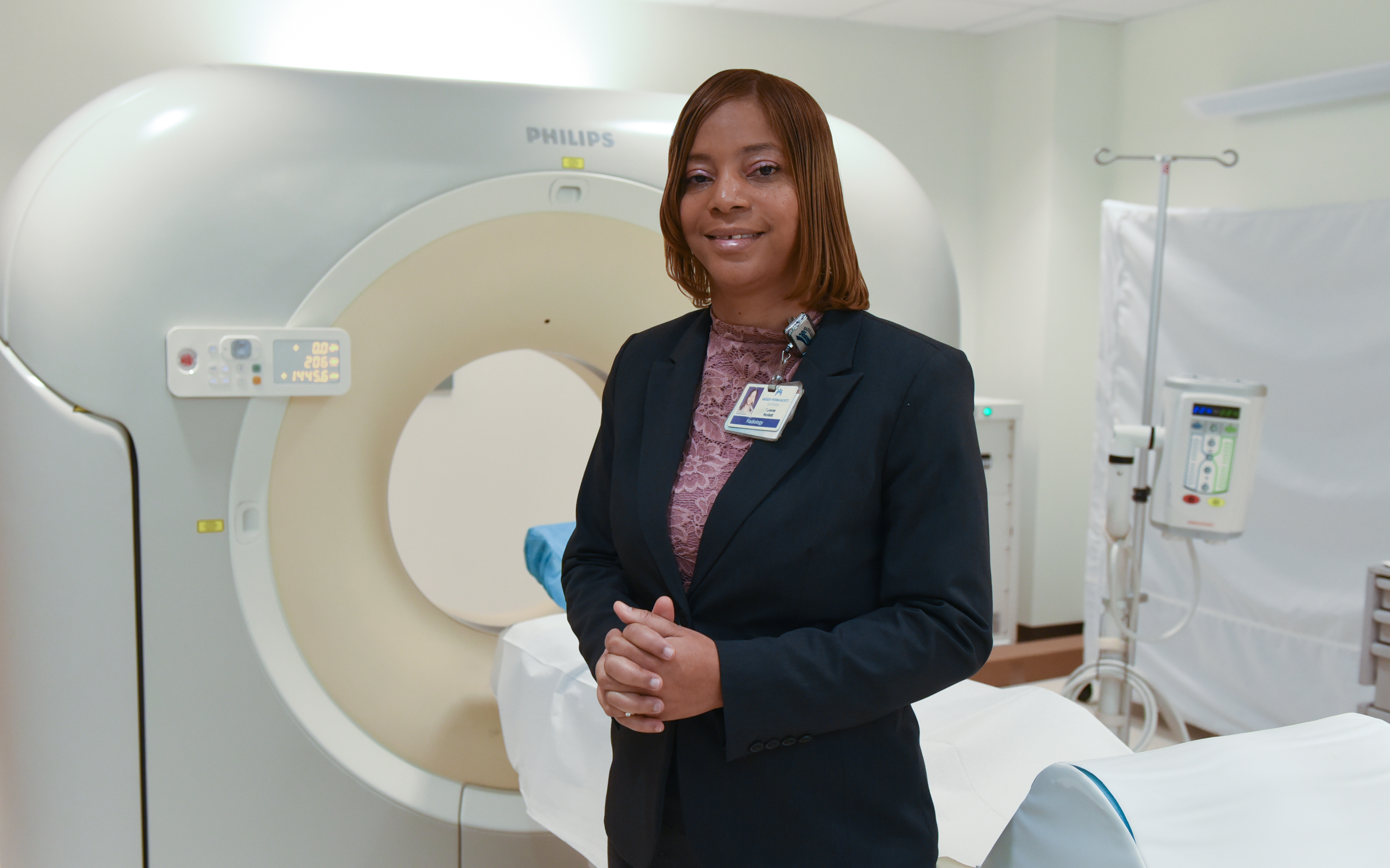 Kerene Hoilett, diagnostic imaging quality consultant, Georgia Region