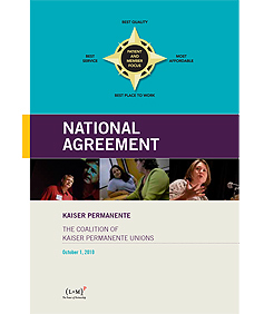 Cover of 2010 National Agreement
