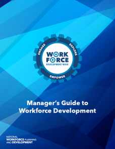 Manager's Guide to Workforce Development