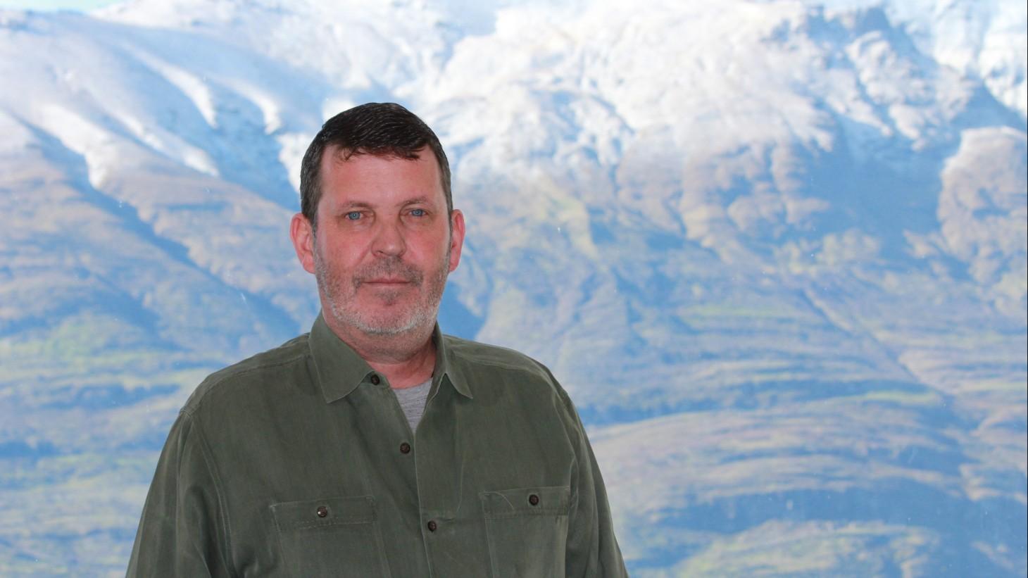 portrait of Michael Belmont