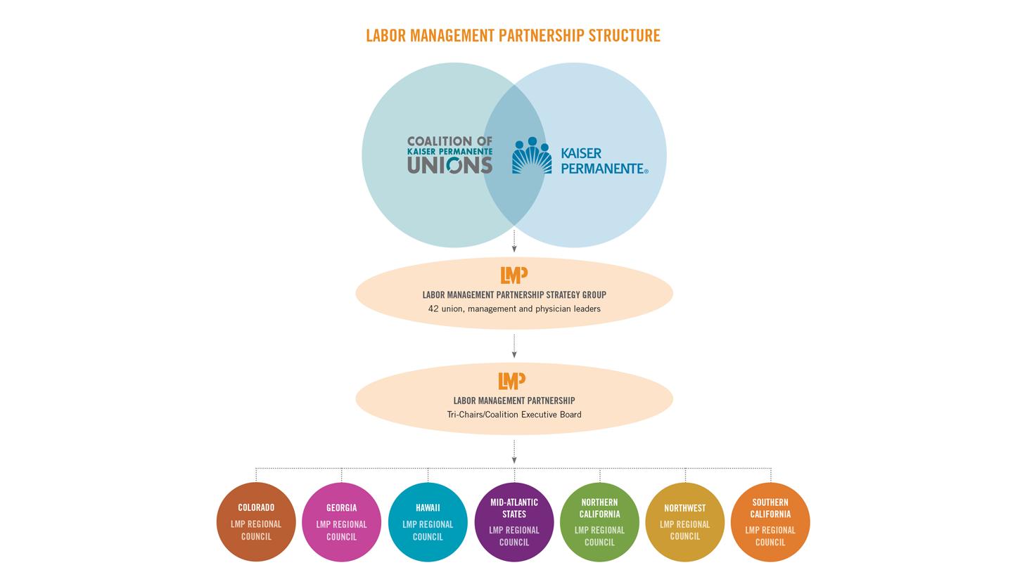 The Labor Management Partnership Organizational Structure
