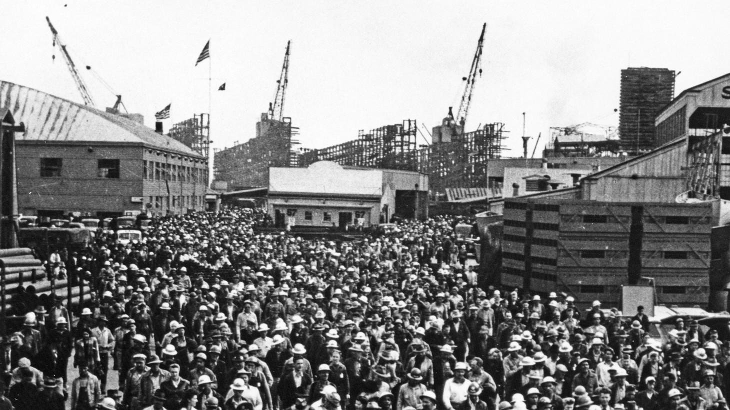 Richmond Shipyard