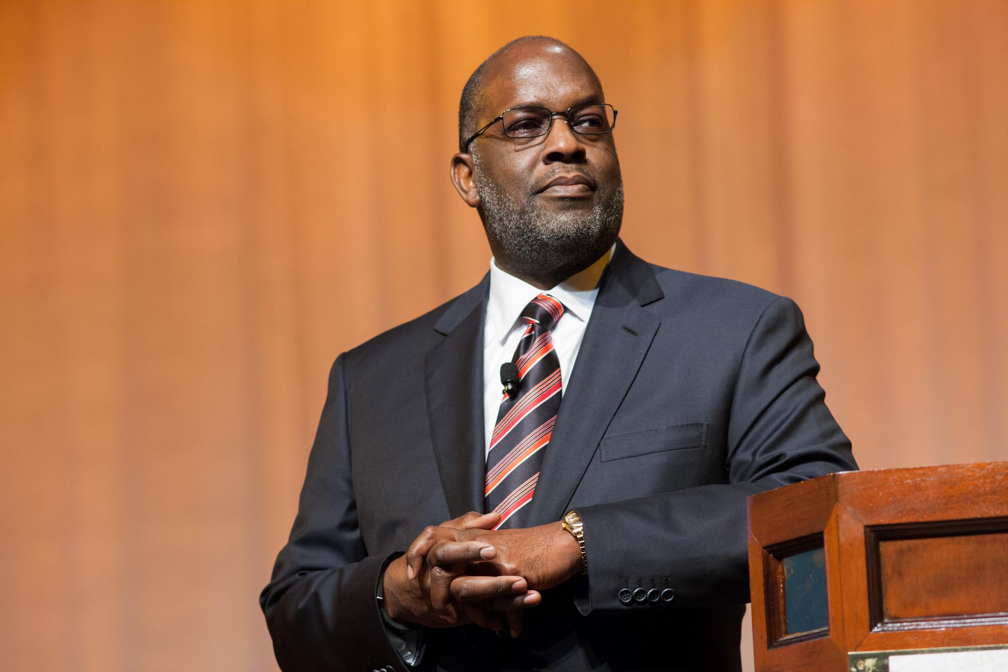 Kaiser Permanente CEO Bernard J. Tyson