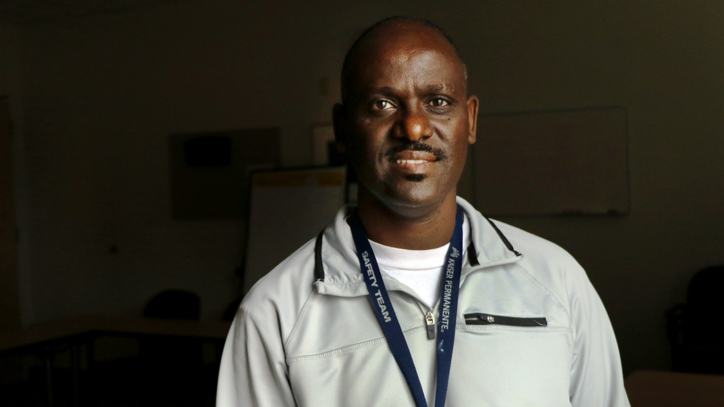 Tedros Tecle, radiologic technologist