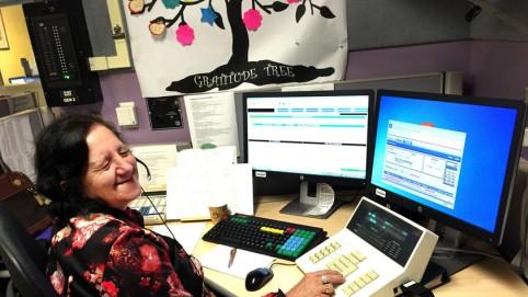 Operator at the San Rafael Medical Center.