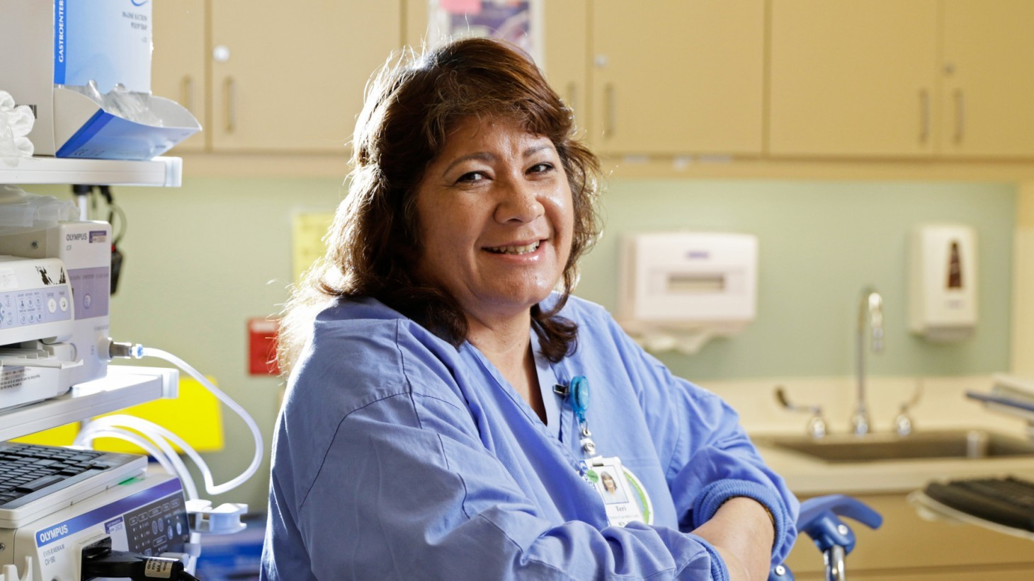 Teri Carvalho Luke, RN, UBT consultant, Hawaii Nurses Association, OPEIU Local 50 (Mapunapuna Clinic, Hawaii)