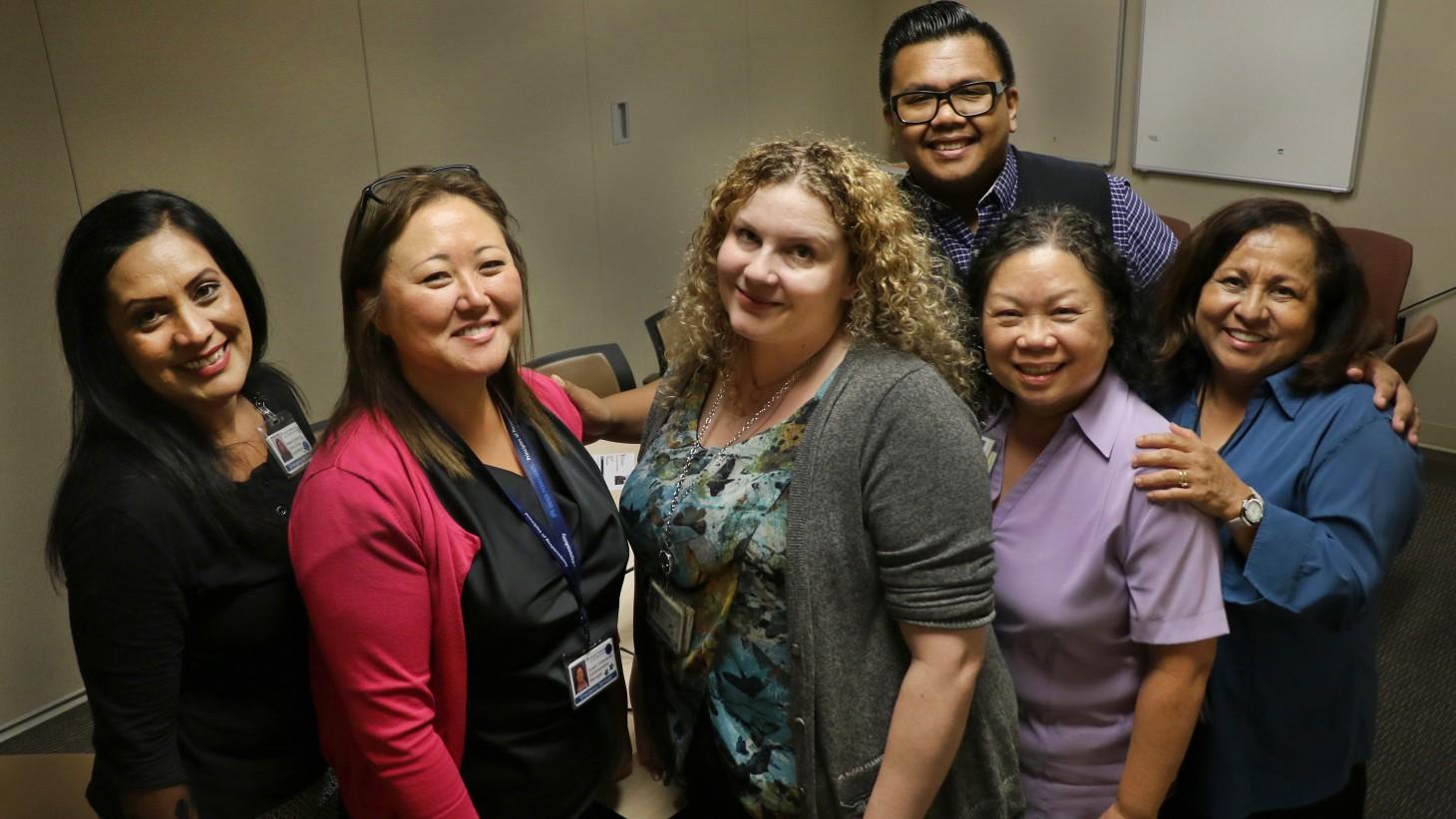 A South Sacramento unit-based team