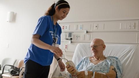 Irvine Medical Center RN Jennifer Nanasca