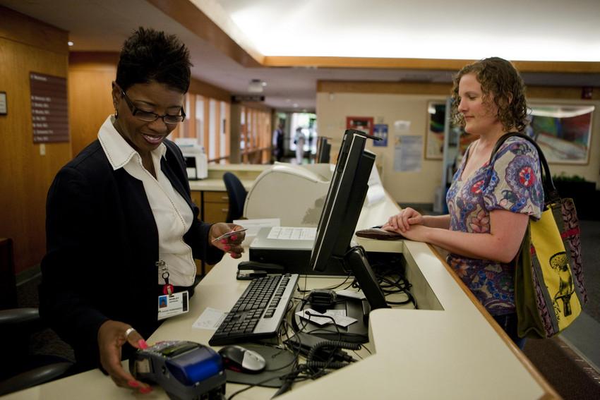 Billing clerk and member.