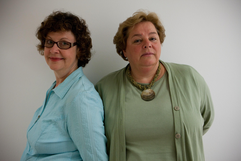Caroll Hammill and Ursula Doidic