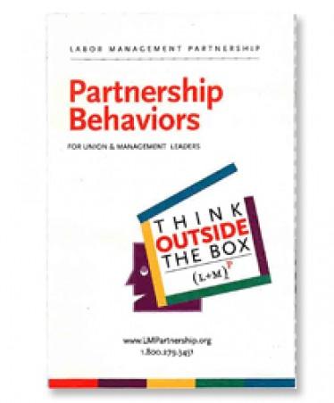 LMP Behaviors booklet