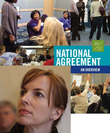 2012 National Agreement