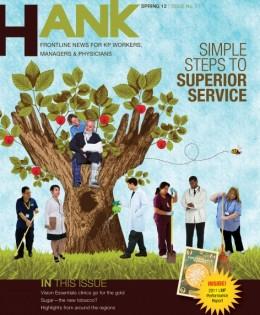 Cover Spring 2012 Hank