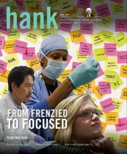 Cover of 2014 Winter Hank