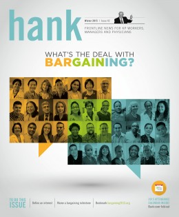 Cover of Winter 2015 Hank
