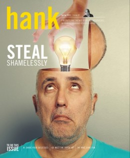 Cover of Spring 2015