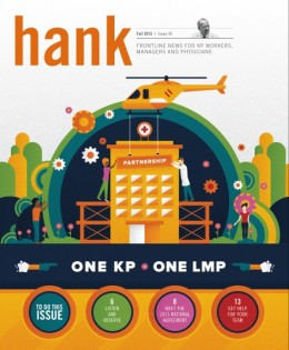 Cover of Fall 2015 Hank